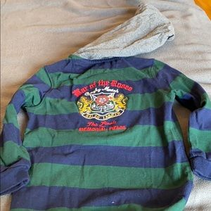 Polo Ralph Lauren Full body cotton coverall 24m